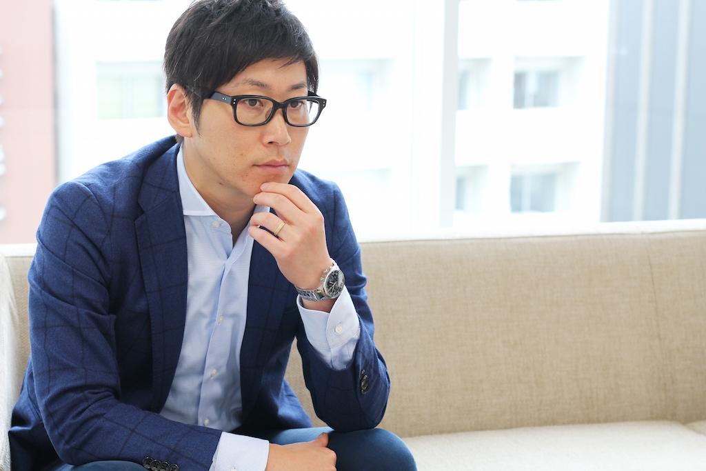 株式会社スタイル・エッジ 横川泰之副社長