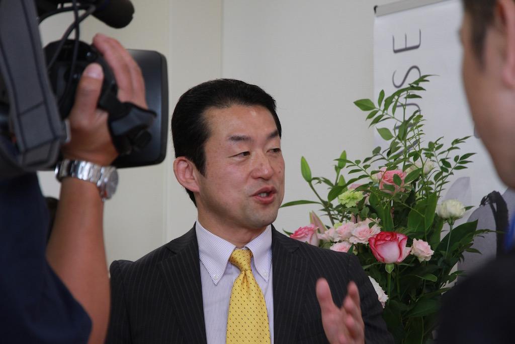 株式会社mamasquare 代表取締役 藤代聡さん