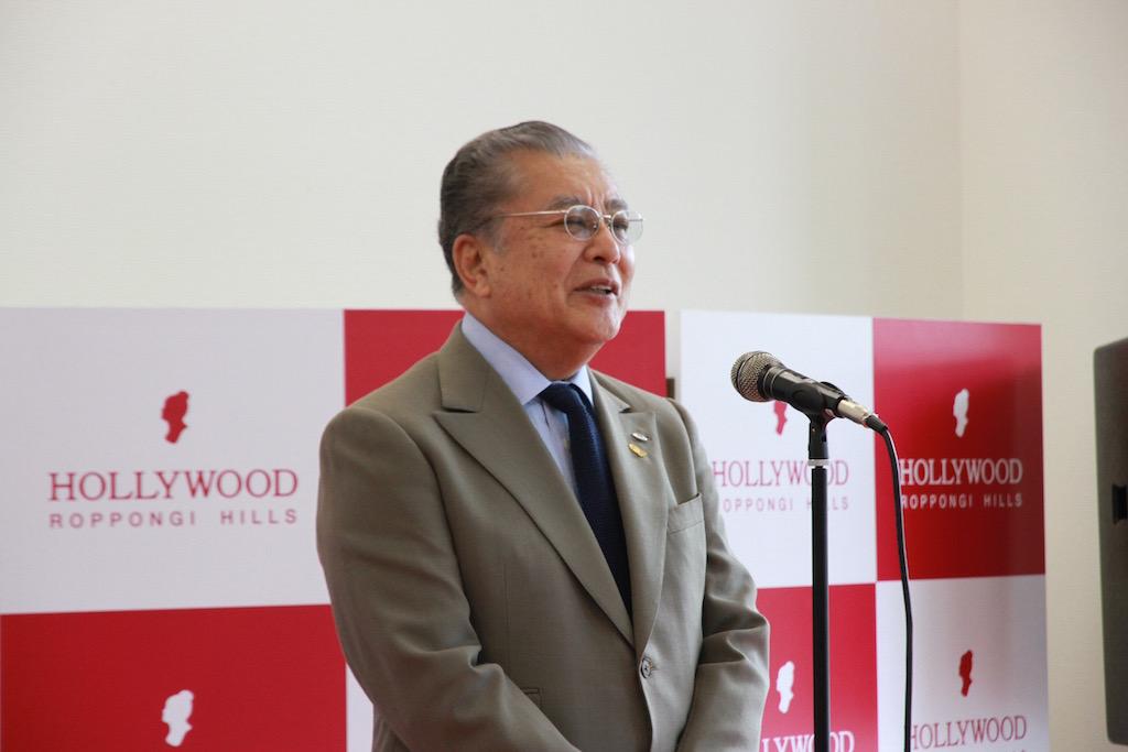 ハリウッド株式会社 代表取締役会長 兼 社長 牛山勝利さん